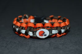Paracord Armband - Cleveland Browns