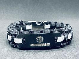 Paracord Armband - Paramedic
