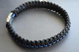 Hundehalsband - Thin Blue Line