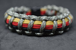 Paracord Armband -  Camouflage Typ 6