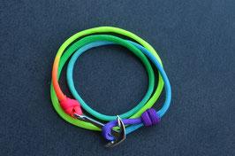 Paracord Armband Anker Rainbow