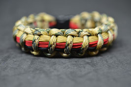 Paracord Armband -  Camouflage Typ 2