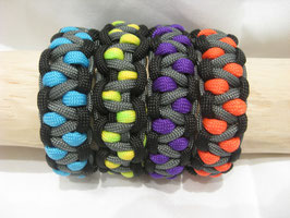 Paracord Armband - Solomon Bar -