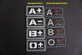 Patch - Blutgruppe