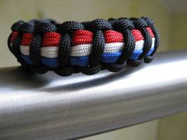 Paracord Armband - France' -