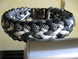 Hundehalsband - Mojito - silver edition