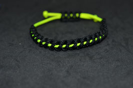 Paracord  Armband - Feuerwehr Ultra  Small