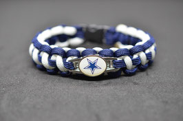Paracord Armband - Dallas Cowboys