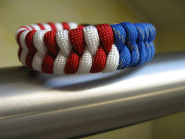 Paracord Armband - Stars n' Stripes