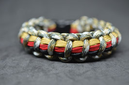 Paracord Armband -  Camouflage Typ 4
