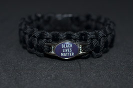 Paracord Armband - Black Lives Matter