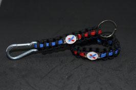 Paracord Armband - Schutzschleife