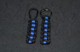 Thin Blue Line Schlüsselanhänger