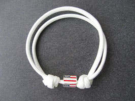 Paracord Armband - American Flag -