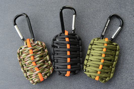 Paracord Survival Kit - Granate
