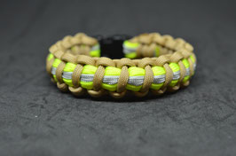 Paracord Armband - Firefighter