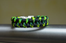 Paracord Armband - Small 2 Color Gecko