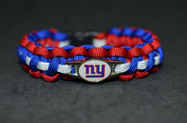 Paracord Armband - New York Giants -