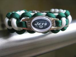 Paracord Armband - New York Jets -