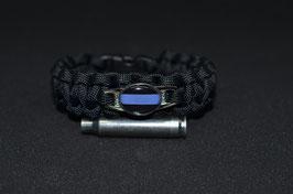Armband Thin Blue Logo