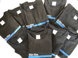 Thin Blue Line  - T-Shirts