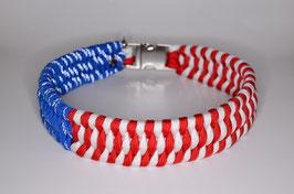 Hundehalsband - American Flag