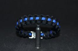 Armband - Thin Blue Line