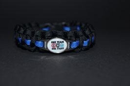 Paracord Armband - Blaulicht Memes