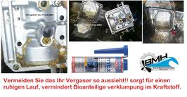 Vergaser Reiniger  für Außenbordmotoren