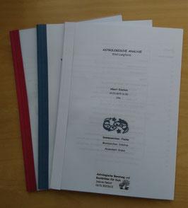ASTROLOGISCHE ANALYSE KIND   PDF-Datei