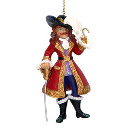 Baumhänger Captain Hook