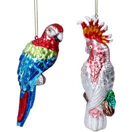 Baumhänger Papagei/Kakadu