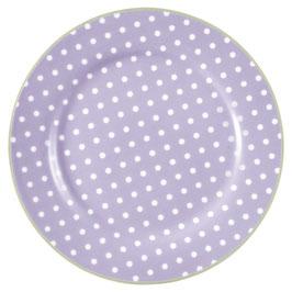 Plate Spot lavender