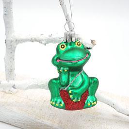 Hänger Frosch