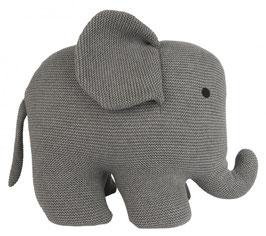 Kuscheltier / Sofakissen Elefant