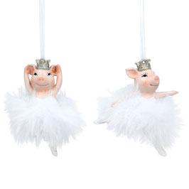 Ballerina Schweinchen