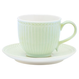 Everyday Cup and Saucer
