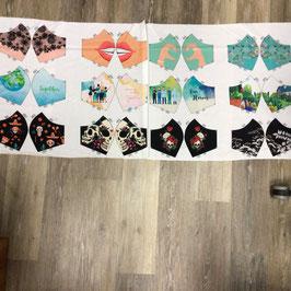 Masken  -Panel für Erwachsene