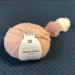 RICO essentials Alpaca Twist chunky 50g / 65m