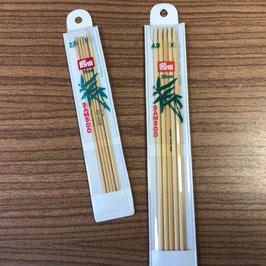 Nadelspiele Bambus / Holz
