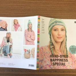 Strickheft RICO Luxury Hand-dyed Happiness