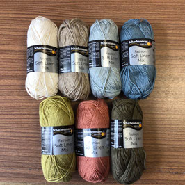 Schachenmayr Soft Linen Mix 50g/93m
