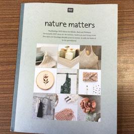 RICO Creativheft Nature matters