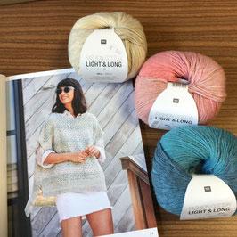 RICO Fashion Cotton light&long 50g/185m