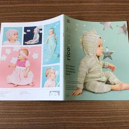 Strickbuch 020 RICO Baby classic dk