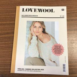 RICO Love Wool Handstrick-Magazin 10