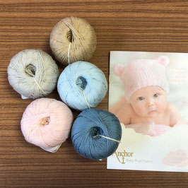 Anchor Baby Pur Cotton 50g/165m