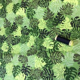 PW Monstera grün