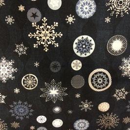 """PW Weihnachten """"Icy Winter"""" Stof"""