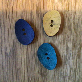 Knöpfe oval 44mm